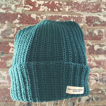 Genuine Workwear Knit Hat, Forest
