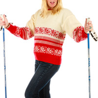Nordic Nancy Ugly Christmas Sweater