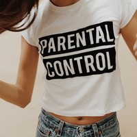 ALI PARENTAL CONTROL TOP