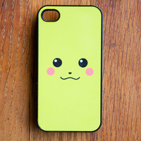 Pikachu iPhone 4 Case New iPhone 4 & iPhone 4s by afterimages