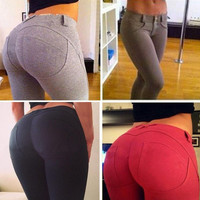 Womens Sexy Slim Jeggings Stylish Leggings