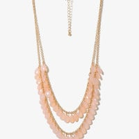 Dangling Teardrop Necklace | FOREVER21 - 1019572593