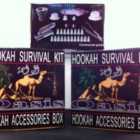 Hookah Survival Kit