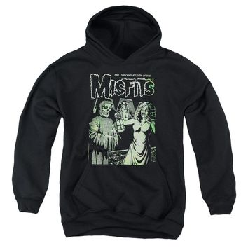 Misfits - The Return Youth Pull Over Hoodie