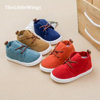 Autumn new Fashion Children shoes baby girls Super soft and comfortable boys suede toddler Casual shoes chaussure