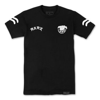 Hydro Vibes Tee in Black – Pink+Dolphin