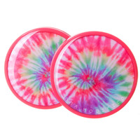 Tie Dye BMA Plugs (2.5mm-27mm)