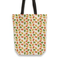 Fall ginkgo leaves pattern Totebag by Savousepate from €25.00   miPic