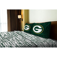Green Bay Packers NFL Full Sheet Set (Anthem Series)