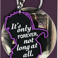Labyrinth | It's Only Forever Not Long At All KEYCHAIN