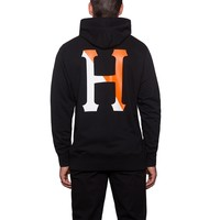 HUF | TWO TONED CLASSIC H PULLOVER HOOD