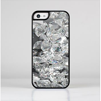 The Scattered Diamonds Skin-Sert Case for the Apple iPhone 5c