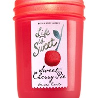 Medium Candle Sweet Cherry Pie