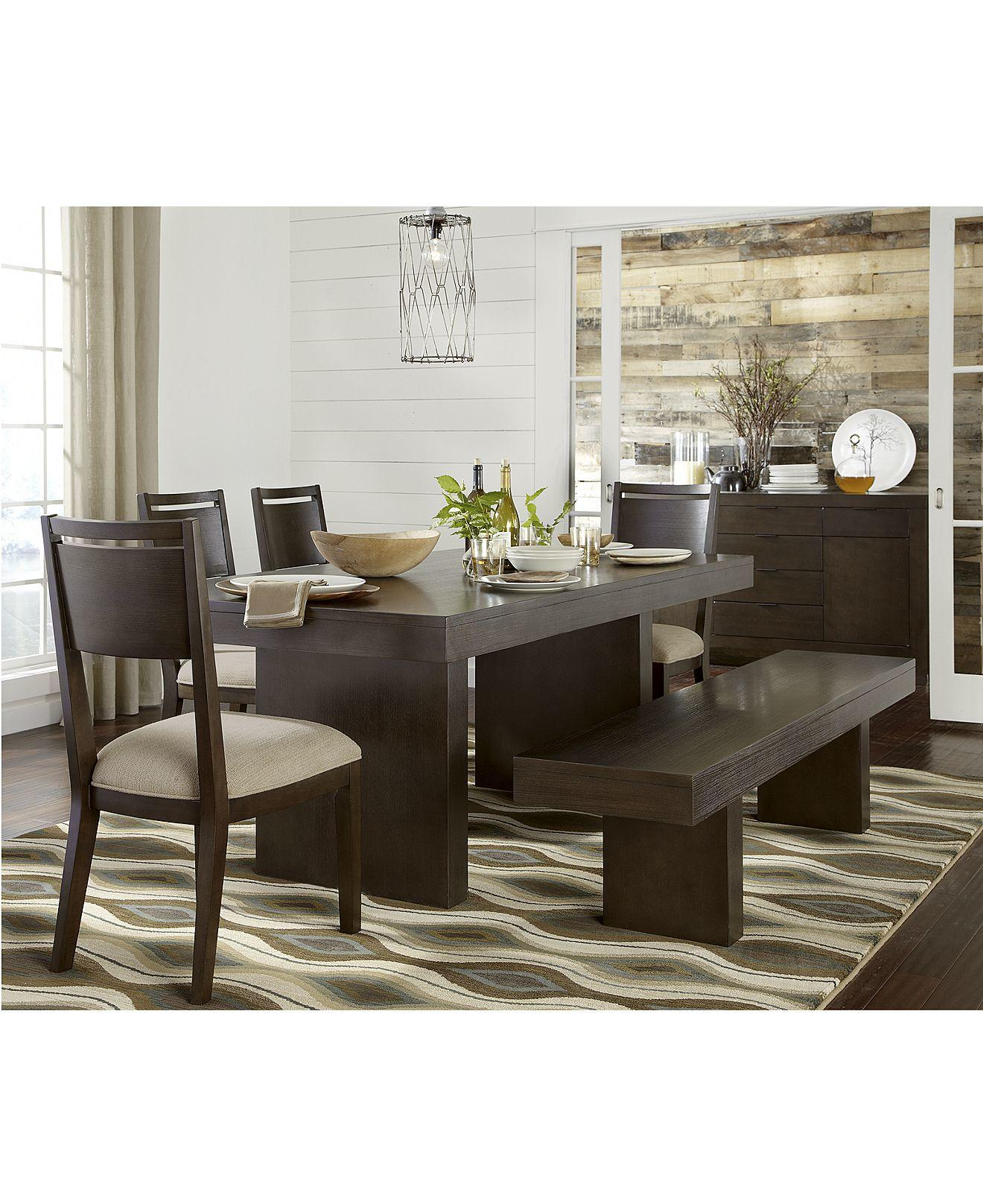 Garwood Dining Table From Macys