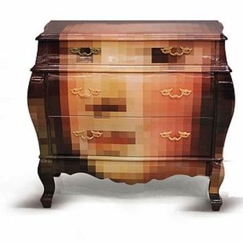 Pixel Art Furniture From Not On The High Street For My