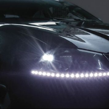 EVO Lighting® - White LED Sidewinder EyeBrows