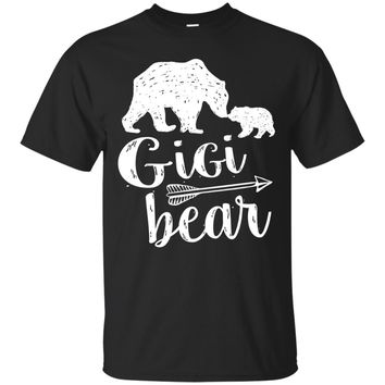 Gigi Bear T-Shirt - Cute Gift for Grandma