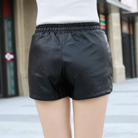 Winter Korean Slim Pants Plus Size Shorts Leggings [9714998927]