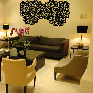 Vinyl Wall Decal Sticker Vine Art #OS_MB1025