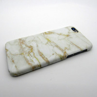 Exquisite marble iphone 5 5s SE 6 6s 6 plus 6s plus case cover + Nice gift box 072601