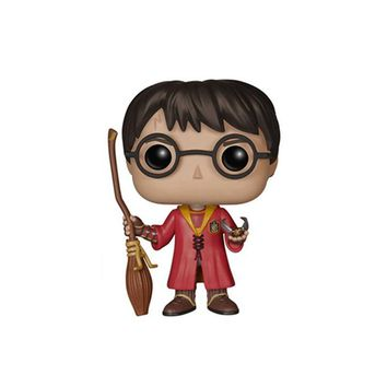 The Harry Potter Quidditch Hermione Ron Action Figure Toy Doll