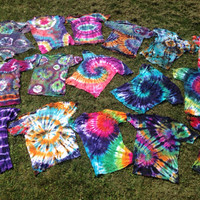 SUMMER SALE Tie Dye T-shirts