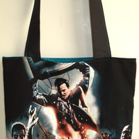 Dead Rising Tote Bag - Zombies, Videogames, Geekery.