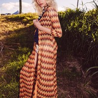Montana Maxi Dress in Jaffa
