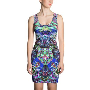 Poi Artist Fitted Dress