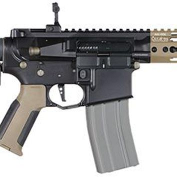 ARES OCTARMS X AMOEBA M4-KM7 AIRSOFT ASSAULT RIFLE, TWO-TONE