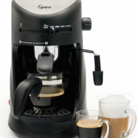 Jura-Capresso 4-Cup Espresso & Cappuccino Maker: Whole Latte Love