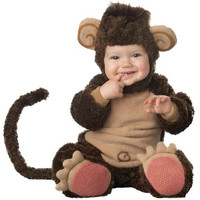 InCharacter Costumes Lil Monkey Halloween Party Costume Set