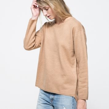 Won Hundred / Coral Sweater
