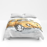 The Classic Beetle Comforters by Texnotropio