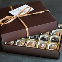 Salted Caramels by Hedonist Artisan Chocolates