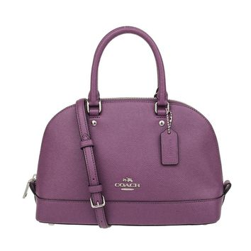 COACH Women's leather Hand shoulder bag F57555