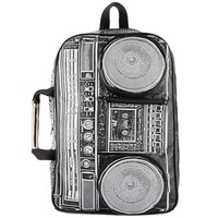 Boom Box Backpack by Mojo Backpacks