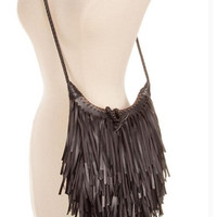 Cross-Body Bohemian Braided Fringe Bag | The Handmade Hustle Exclusive Find