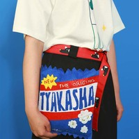 Tyakasha Black Dog Belt