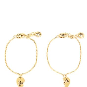 Girls Juicy Best Friends Bracelet Set by Juicy Couture
