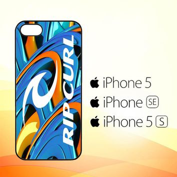 Rip Curl logo Z3299  iPhone 5|5S|SE Case