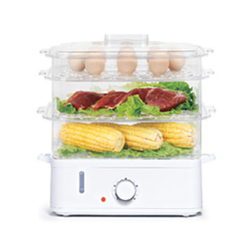 Hmart.com: Yobo Home 3-Tier Electric Food Steamer 800W