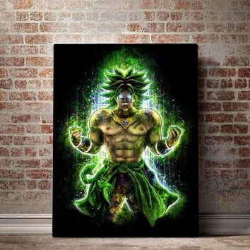 Legendary Super Warrior Canvas Set