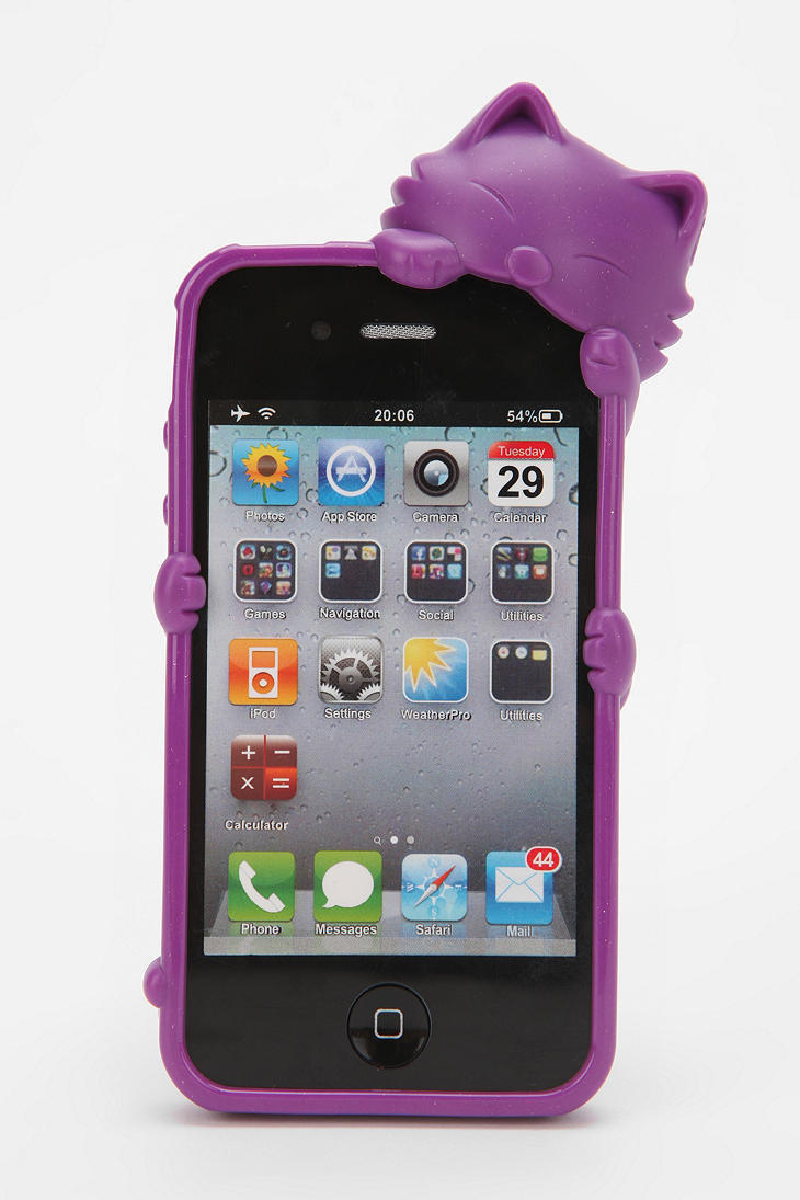 Urban Outfitters - Kiki Cat iPhone 4/4s Case