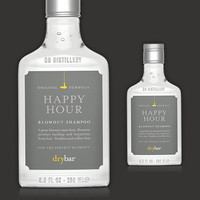 Happy Hour Blowout Shampoo - Sulfate Free: Professional Hair Products