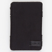 Rvca Ballistic Magic Wallet Black/Grey One Size For Men 22181012701