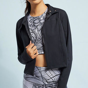 Cropped Studio Jacket