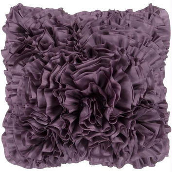 Throw Pillow - Purple