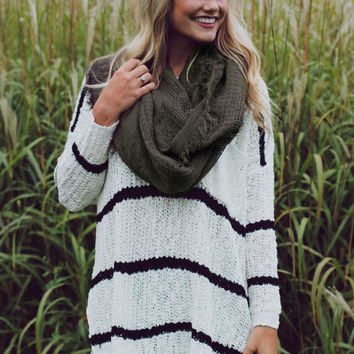 More Than Enough Sweater - Ivory