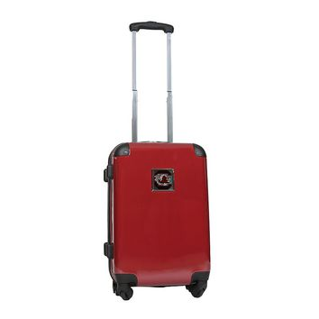 South Carolina Gamecocks 20-in. Hardside Rolling Spinner Suitcase (Scr Team)